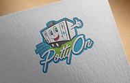 Potty On Luxury Toilet Rentals Logo - Entry #79