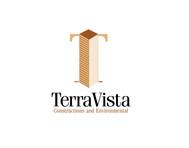 TerraVista Construction & Environmental Logo - Entry #286