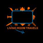 Living Room Travels Logo - Entry #94