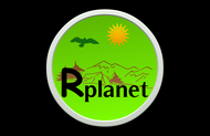R Planet Logo design - Entry #58