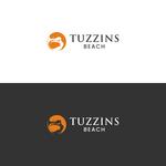 Tuzzins Beach Logo - Entry #339