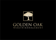 Golden Oak Wealth Management Logo - Entry #183