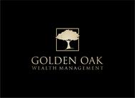 Golden Oak Wealth Management Logo - Entry #183