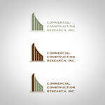 Commercial Construction Research, Inc. Logo - Entry #221