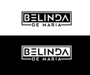 Belinda De Maria Logo - Entry #192