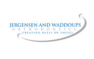 Jergensen and Waddoups Orthodontics Logo - Entry #64