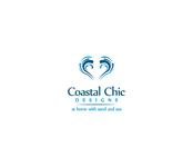Coastal Chic Designs Logo - Entry #16