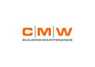 CMW Building Maintenance Logo - Entry #104