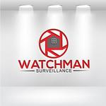 Watchman Surveillance Logo - Entry #208
