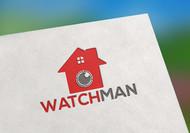 Watchman Surveillance Logo - Entry #124