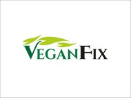 Vegan Fix Logo - Entry #276