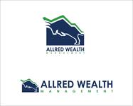 ALLRED WEALTH MANAGEMENT Logo - Entry #746