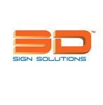 3D Sign Solutions Logo - Entry #54