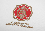 Consolidated Safety of Acadiana / Fire Extinguisher Sales & Service Logo - Entry #134