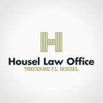 Housel Law Offices  : Theodore F.L. Housel Logo - Entry #79