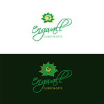 Engwall Florist & Gifts Logo - Entry #243