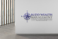 Budd Wealth Management Logo - Entry #448