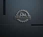 Nebulous Woodworking Logo - Entry #74