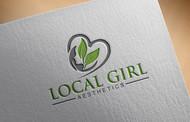 Local Girl Aesthetics Logo - Entry #56