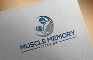 Muscle Memory fitness Logo - Entry #4