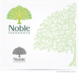 Noble Insurance  Logo - Entry #229