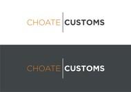 Choate Customs Logo - Entry #6