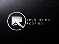 Revolution Roofing Logo - Entry #322