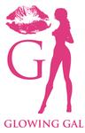 Glowing Gal Logo - Entry #55