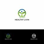 Healthy Livin Logo - Entry #494