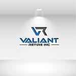 Valiant Retire Inc. Logo - Entry #404