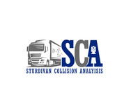 Sturdivan Collision Analyisis.  SCA Logo - Entry #222