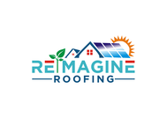 Reimagine Roofing Logo - Entry #40