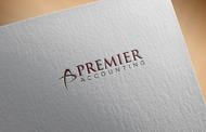 Premier Accounting Logo - Entry #165