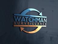 Watchman Surveillance Logo - Entry #194