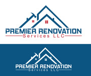 Premier Renovation Services LLC Logo - Entry #125