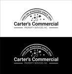 Carter's Commercial Property Services, Inc. Logo - Entry #318