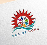 Sea of Hope Logo - Entry #197
