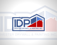 IVESTER DRYWALL & PAINTING, INC. Logo - Entry #3
