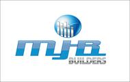 MJB BUILDERS Logo - Entry #56