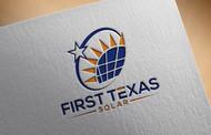 First Texas Solar Logo - Entry #22