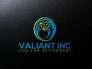 Valiant Inc. Logo - Entry #373