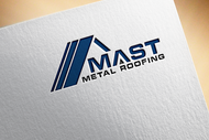 Mast Metal Roofing Logo - Entry #39