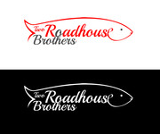 Two Brothers Roadhouse Logo - Entry #77