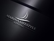 Marina lifestyle living Logo - Entry #93