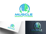 Muscle Memory fitness Logo - Entry #54