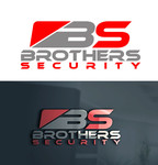Brothers Security Logo - Entry #82