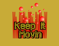 Keep It Movin Logo - Entry #459