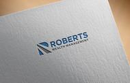 Roberts Wealth Management Logo - Entry #283
