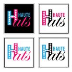 Haute Hats- Brand/Logo - Entry #78