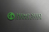 Hemp Seed Connection (HSC) Logo - Entry #134